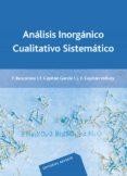 ANALISIS INORGANICO CUALITATIVO SISTEMATICO - 9788429170832 - VARIOS