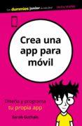 crea una app para móvil (ebook)-sarah guthals-9788432905032