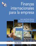 FINANZAS INTERNACIONALES PARA LA EMPRESA - 9788436826432 - JUAN JOSE DURAN HERRERA