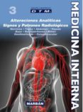 MEDICINA INTERNA TOMO III: PREMIUM: ALTERACIONES ANALITICAS, SIGNOS Y PATRONES RADIOLOGICOS - 9788471018632 - VV.AA.
