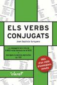 ELS VERBS CONJUGATS - 9788482978932 - JOAN BAPTISTA XURIGUERA PARRAMONA