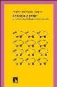 ECOLOGIA Y PODER: EL DISCURSO MEDIOAMBIENTAL COMO MERCANCIA - 9788483192832 - BEATRIZ SANTAMARINA CAMPOS