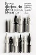 BREVE DICCIONARIO DE TERMINOS LITERARIOS - 9788491041832 - DEMETRIO ESTEBANEZ CALDERON