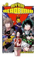 MY HERO ACADEMIA 8 - 9788491461432 - KOHEI HORIKOSHI