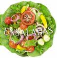 30 RECETAS DE ENSALADAS - 9788499283432 - VV.AA.