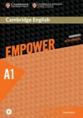 CAMBRIDGE ENGLISH EMPOWER STARTER WORKBOOK WITH ANSWERS WITH DOWNLOADABLE AUDIO - 9781107466142 - VV.AA.