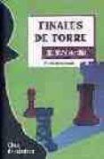 FINALES DE TORRE - 9788424509842 - R. REY ARDID