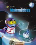 MATEMÁTICAS 3º PRIMARIA PROYECTO SUPERPIXÉPOLIS TRIMESTRES - 9788426393142 - VV.AA.