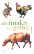 ANIMALES DE GRANJA - 9788430552542 - VV.AA.
