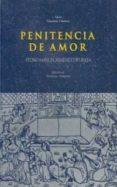 PENITENCIA DE AMOR - 9788446006442 - PEDRO XIMENEZ DE URREA