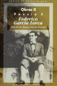 POESIA 2 (FEDERICO GARCIA LORCA; T.2) - 9788476004142 - FEDERICO GARCIA LORCA