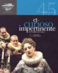 CURIOSO IMPERTINENTE TEXTOS TEATRO CLASICO 45 - 9788487731242 - GUILLEN DE CASTRO