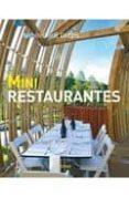 MINI RESTAURANTES (ED. BILINGÜE ENGLISH-ESPAÑOL) - 9788496823242 - VV.AA.