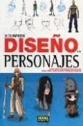 DISEÑO DE PERSONAJES - 9788498146042 - CHRIS PATMORE