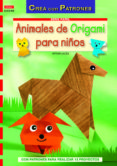 ANIMALES DE ORIGAMI PARA NIÑOS - 9788498742442 - MIYUKI LACZA