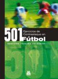 quinientos 1 ejercicios de contraataque en fútbol (ebook)-santiago vazquez folgueira-9788499107042