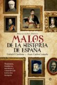 malos de la historia de españa (ebook)-gabriel cardona-juan carlos losada-9788499706542