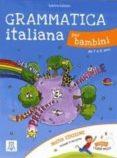GRAMMATICA ITALIANA PER BAMBINI (LIBRO) - 9788861825642 - VV.AA.