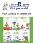 INFANTIL 3 AÑOS COCINERO LECTO PK CUENTOS 1 - 8435157408652 - VV.AA.