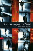 OXFORD BOOKWORMS 3. AS THE INSPECTOR SAID AND OTHER STORIES MP3 P ACK - 9780194657952 - JOHN ESCOTT