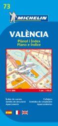 PLANO MICHELIN VALENCIA (REF.19073) - 9782067127852 - VV.AA.