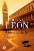 QUESTIO DE FE - 9788429763652 - DONNA LEON