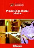 PROYECTOS DE COCINAS Y BAÑOS - 9788432930652 - VV.AA.