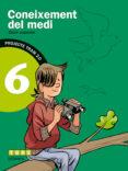 CONEIXEMENT DEL MEDI 6 6º EDUCACION PRIMÀRIA TRAM 2.0 IDIOMA CATALÀ - 9788441222052 - VV.AA.