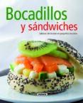 BOCADILLOS Y SANDWICHES - 9788467705652 - VV.AA.