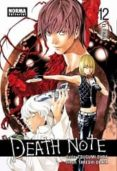 DEATH NOTE 12 (FINAL) - 9788467917352 - TSUGUMI OHBA
