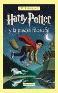 HARRY POTTER Y LA PIEDRA FILOSOFAL - 9788478884452 - J.K. ROWLING