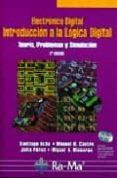 ELECTRONICA DIGITAL. INTRODUCCION A LA LOGICA DIGITAL. 2ª ED. - 9788478977352 - VV.AA.