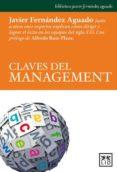 CLAVES DEL MANAGEMENT - 9788483567852 - JAVIER FERNANDEZ AGUADO