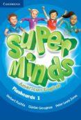 SUPER MINDS AMER 1 FLASHCARDS  ED 2012 - 9781107618862 - VV.AA.