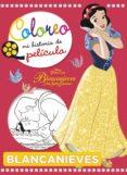 BLANCANIEVES Y LOS SIETE ENANITOS. COLOREO MI HISTORIA DE PELÍCUL A - 9788416917662 - WALT DISNEY