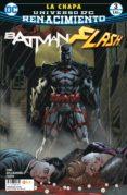 BATMAN / FLASH: LA CHAPA Nº 03 (DE 4) (RENACIMIENTO) - 9788417206062 - TOM KING