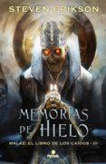 MEMORIAS DE HIELO (MALAZ: EL LIBRO DE LOS CAÍDOS 3) (EBOOK) - 9788417347062 - STEVEN ERIKSON