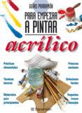 ACRILICO - 9788434217362 - VV.AA.