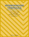 INTERVENCION TEMPRANA: DESARROLLO OPTIMO DE 0 A 6 AÑOS - 9788436818062 - AMPARO GOMEZ ARTIGA