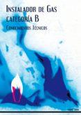 INSTALADOR DE GAS CATEGORIA B - 9788496960862 - VV.AA.