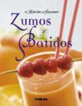 ZUMOS Y BATIDOS - 9788499281162 - VV.AA.