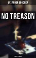 Descargar libros joomla pdf NO TREASON (COMPLETE EDITION) de