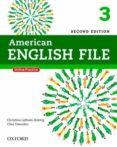 AMERICAN ENGLISH FILE 3 (2ND EDITION) STUDENT S BOOK WITH ITUTOR - 9780194776172 - VV.AA.