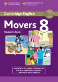 MOVERS 8 STUDENT'S BOOK - 9781107613072 - VV.AA.