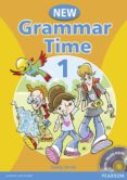 NEW GRAMMAR TIME: STUDENT BOOK LEVEL 1 - 9781405866972 - VV.AA.
