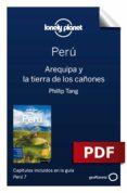 Descargar mp3 gratis audiolibros PERÚ 7_4. AREQUIPA Y LA TIERRA DE LOS CAÑONES in Spanish de CAROLYN MCCARTHY, BRENDA SAINSBURY 9788408220572