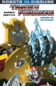 TRANSFORMERS ROBOTS IN DISGUISE Nº 01 - 9788416244072 - BARBER