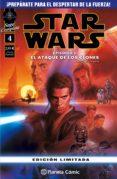 STAR WARS 4 EPISODIO II (SEGUNDA PARTE) - 9788416401772 - VV.AA.