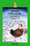 MEMORIES D UNA GALLINA - 9788420762272 - CONCHA LOPEZ NARVAEZ