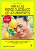 TABLA DEL INDICE GLUCEMICO DE LOS ALIMENTOS - 9788425516672 - MARION GRILLPARZER